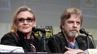 EXCLUSIVE: Mark Hamill Says Carrie Fisher is 'Irreplaceable' Sees Her in Daughter Billie Lourd
