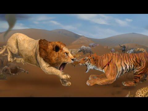 Wild Animals Online ~ Become A Lion [#Gameplay]