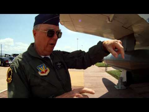 F-105 Walkaround With Pilot Marty Case