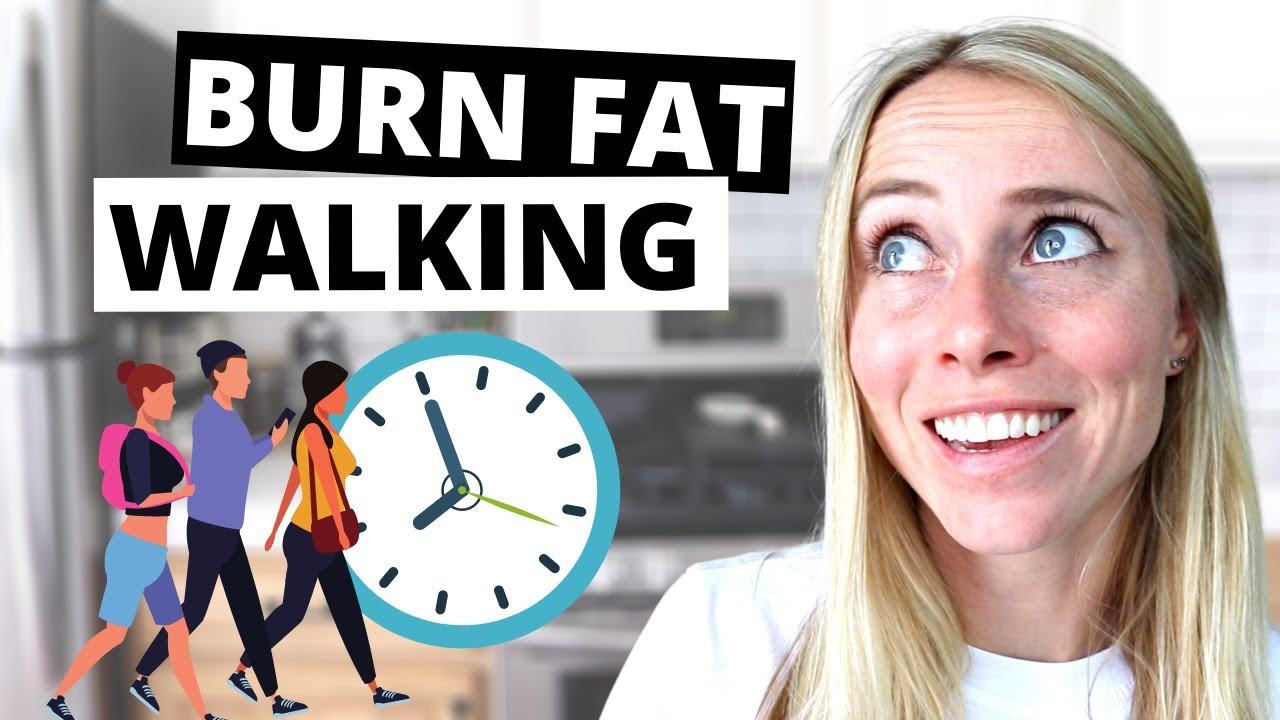3 minutes of NO BS straight to the point walking for weight loss tips