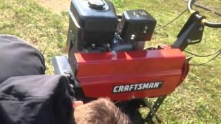 Мотоблок CRAFTSMAN c двигателем briggs stratton(, 2016-01-31T11:47:38.000Z)