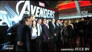 The Avengers Movie Premiere - EXCLUSIVE Red Carpet Event