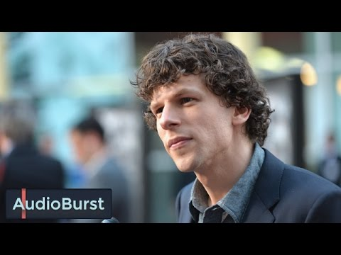 Listen To 48 Seconds Of Jesse Eisenberg Mock Interviewer