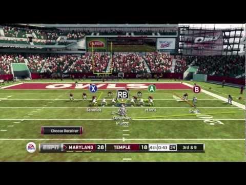 NCAA FOOTBALL 13 - HEISMAN CHALLENGE - ANDRE WARE EP.3