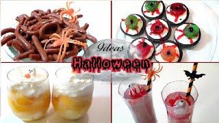 Ideas Faciles Para Halloween | CatLike Thumbnail