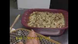 "Cooking With Ruth: Episode 15 ""sweet Potato Casserole"""