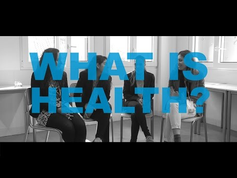 Youth talk about health