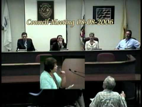 Howell, NJ Township Council Meeting 08-08-2006