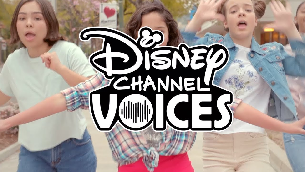 Let the Music Speak! | Disney Channel Voices | Disney Channel