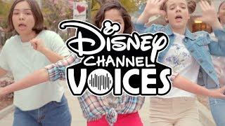 Let the Music Speak! | Disney Channel Voices | Disney Channel