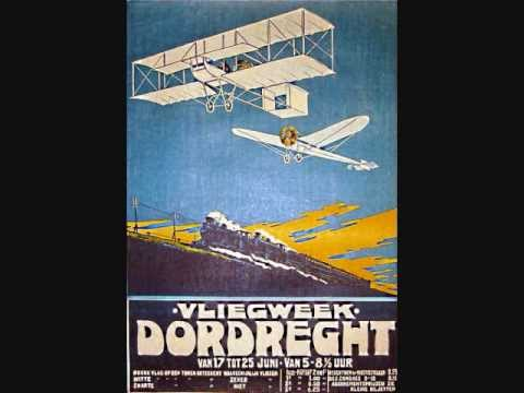 AVIATION POSTERS  1900s TO 1960s