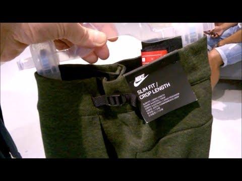 Цены в Европе магазин Nike Спортивные  Штаны