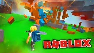 Roblox Destruction Simulator - NEW POWER-UPS!