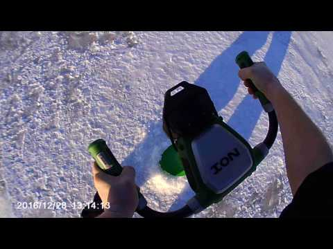 Ion X review on the ice