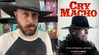 Cry Macho - Movie Review