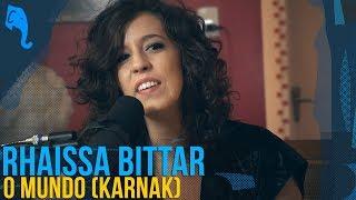 O mundo (Karnak) - Rhaissa Bittar | ELEFANTE SESSIONS