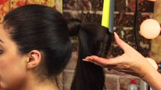 "How to Get a Ponytail Like the Cheerleaders From ""Glee"" : Mane Street"