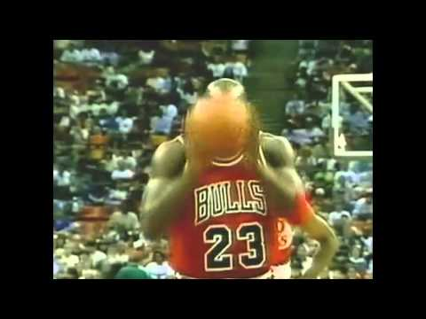 NBA 1997 ECSF G3 Bulls@Hawks