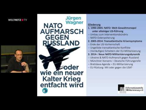 Jürgen Wagner: NATO-Aufmarsch gegen Russland