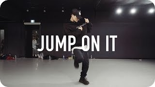 Jump On It - Jacquees / Shawn Choreography
