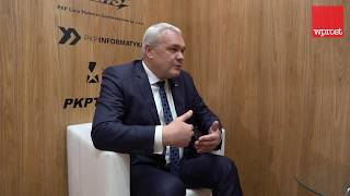 Andrzej Olszewski - Wiceprezes Zarządu PKP S.A.