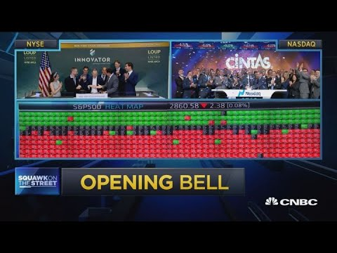Opening Bell, August 22, 2018