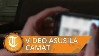 Skandal Video Seks Oknum Camat di Wonogiri Beredar di Status WhatsApp