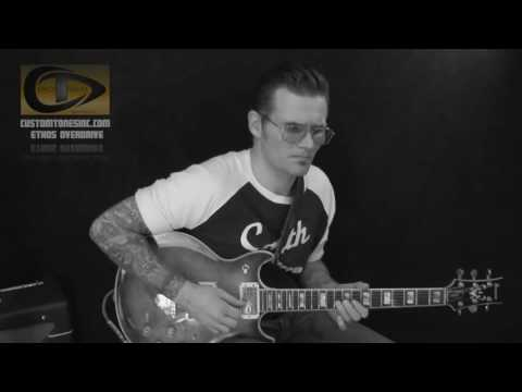 Ethos Overdrive  Channel - HRM - User Guide And Demo - Dumble Tones!