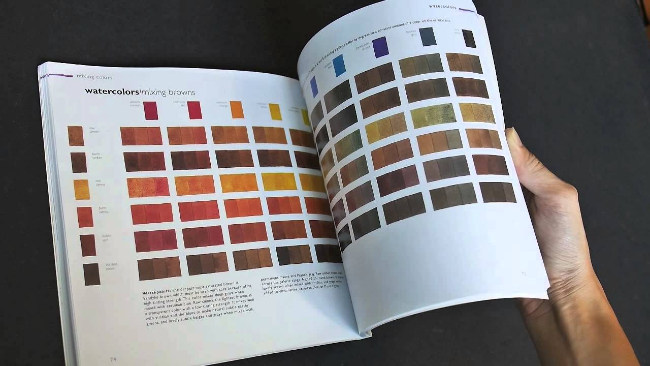 Color Mixing Bible Pdf