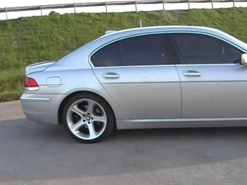 bmw 7 series 730d e65 indyvidual 1 2 youtube. Black Bedroom Furniture Sets. Home Design Ideas