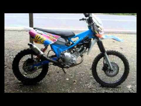 Video Modifikasi Motor Bebek Bodong Yamaha Jupiter Mx 2005