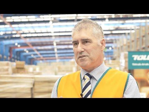 Toll - A GS1 Australia Success Story