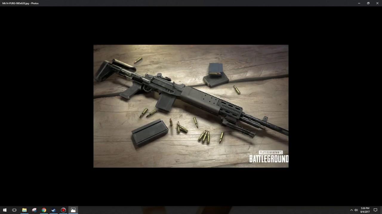 Update Baru Pubg Senjata Baru Mk Playerunknowns Battlegrounds
