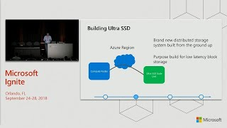 Running high performance workloads in Azure with Ultra SSDs the next-gen Azure - BRK2375