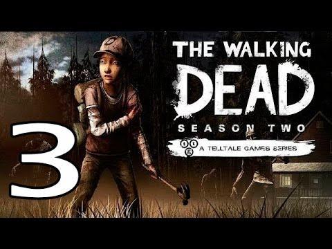 The Walking Dead | Temporada 2 | Let's Play en Español | Capitulo 3
