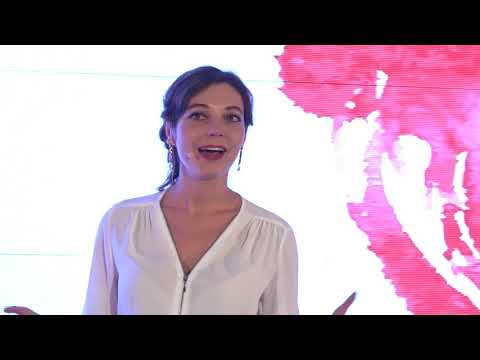 Beauty will Save the World | Axia Marinescu | TEDxBucharestWomen