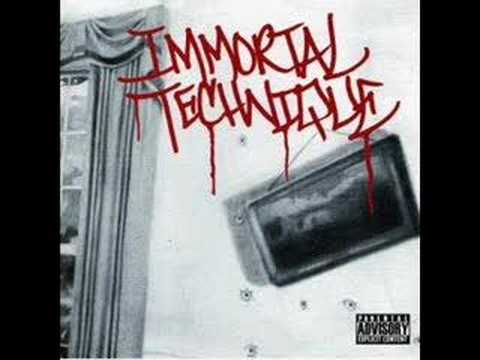 Immortal Technique - The Cause of Death