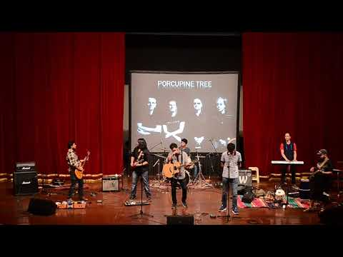 Metanoia – The Founder's Day Show 2018: Arriving somewhere but not here cover