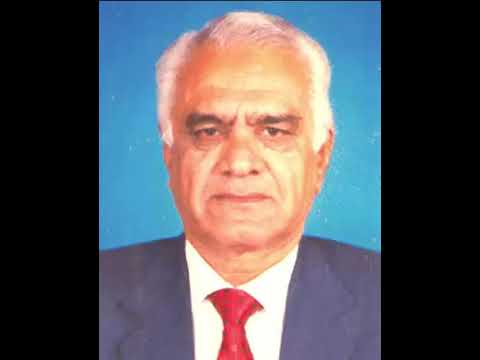 Pakistani journalist and political economist Siddiq Baloch Died at 77