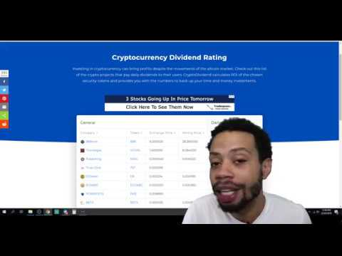 cryptocurrency dividend rating