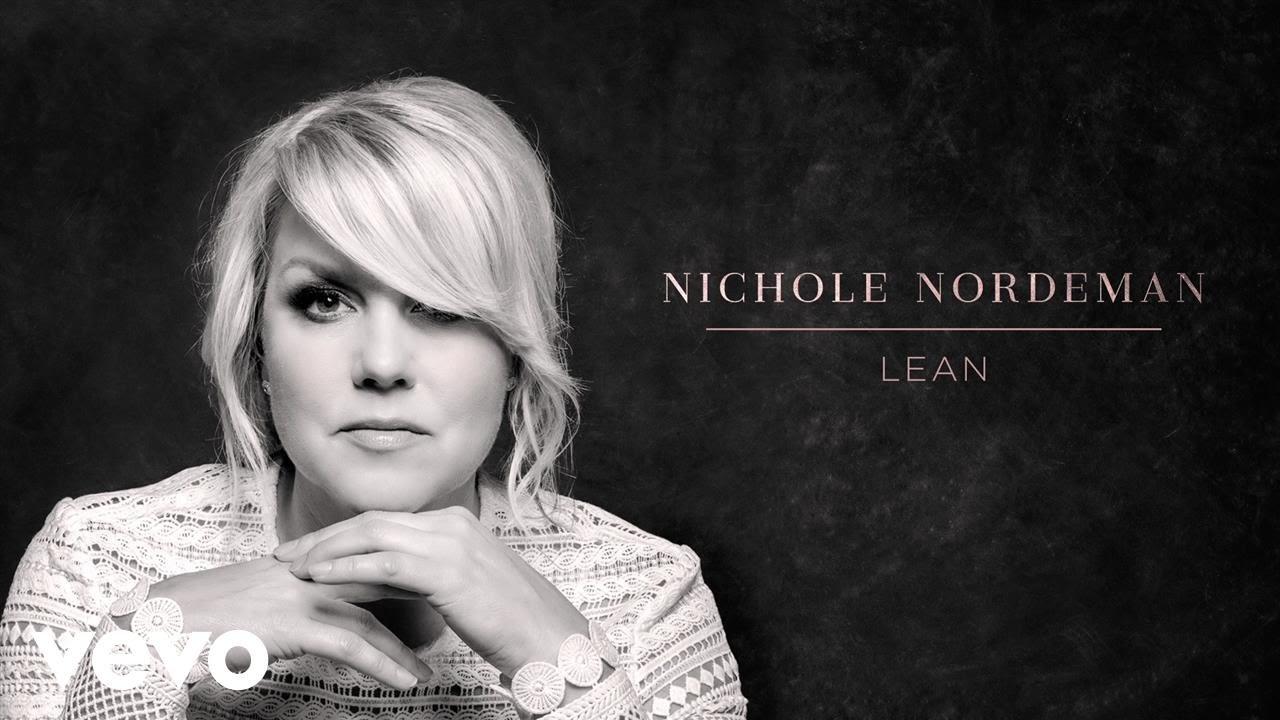 nichole-nordeman-lean-audio-nicholenordemanvevo