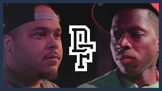 troy brown vs automatic ray   don t flop rap battle a3c festival