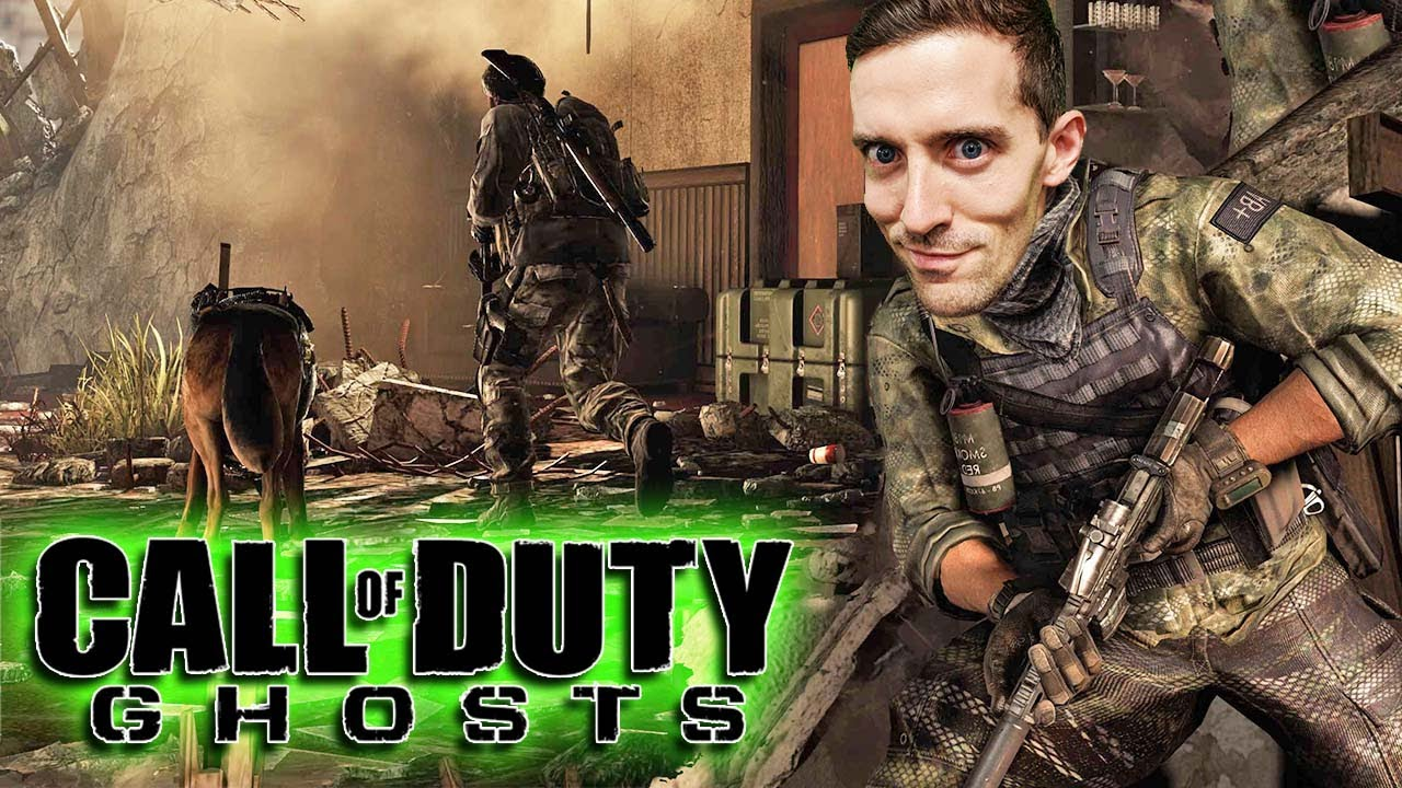 Shooter Daddy - Call of Duty: Ghosts Gameplay Part 2