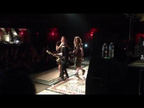 Phil Anselmo - Make A Wish Foundation - Peyton Arens R.I.P. - Pantera - Walk