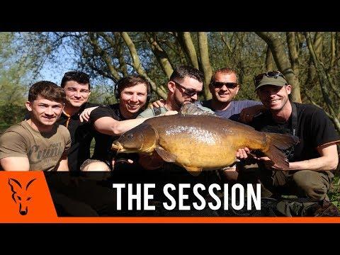 ***CARP FISHING TV *** The Session
