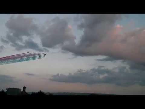 Red Arrows Glasgow 2014