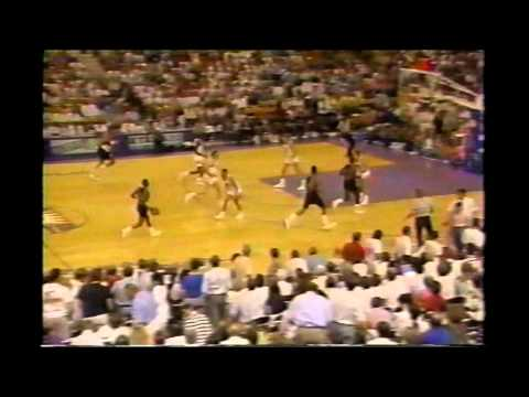 1990 Playoffs Portland@Phoenix Game 3 HIGHLIGHTS