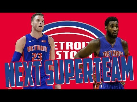 Why the Nba Should Be Scared Of The Detroit Pistons!!!