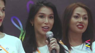 Ms Gay Manila 2015 candidates grilled by the press