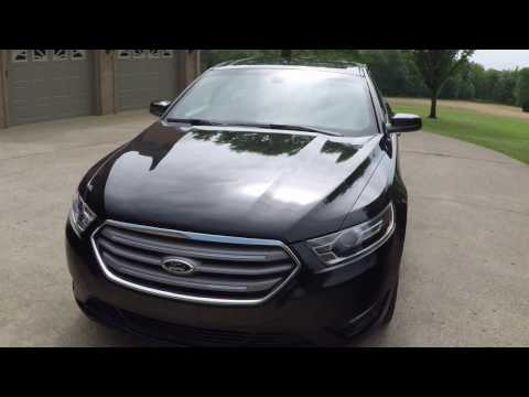 West TN 2014 Ford Taurus Tuxedo black SEL for sale info www sunsetmotors com
